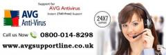 Support for AVG Antivirus installation issues