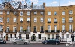 Luxury holiday homes in london,wilton street belgravia