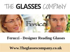 Ferucci - Designer Reading Glasses UK