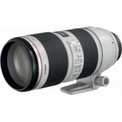 Canon - EF 70-200mm f2.8L IS II USM Telep