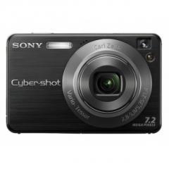 Sony Cyber-shot DSC W110 7.2MP Slim Digital nnn