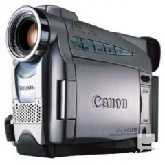 Canon ZR25MC Digital Camcorder with Built-in Digital St