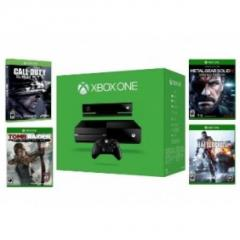 New Xbox One Shooter Action Bundle with an Xbox One Con