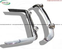 Lancia Flaminia bumpers 1958-1967 stainless steel