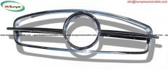 Mercedes W190 SL grille 1955 - 1963 stainless steel