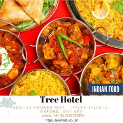 Indian Food Oxford