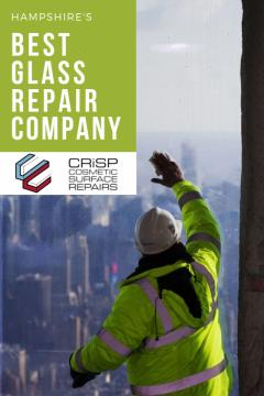 Glass Repair in Hampshire