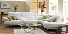 Shop Now Leather Sofa From Calia Maddalena , Uk