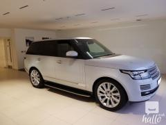 Wedding Car Hire With Driver Range Rover Vogue W