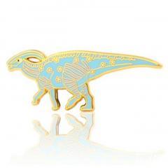 GS-JJ Parasaurolophus Dinosaur Cheap Custom Pins