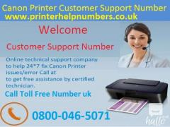 What is the procedure to update canon printer drivers