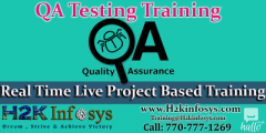 Quality Assurance Online Training in USA with Placement