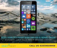 Microsoft Lumia 950 XL Repair Services in Chester
