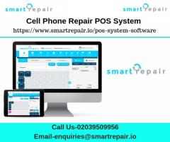 Cell Phone Repair POS System