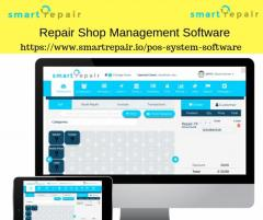 Repair Shop Management Software