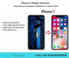 Best iPhone X Repair Services