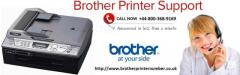 Changing Brother Printer driver to grey scale- brother.