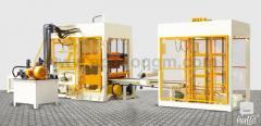 Qt 6 Automatic Block Making Machine Manufacturer