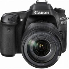 Canon - EOS 80D DSLR Camera with 18-135mm IS USM Lens -
