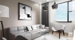 UK Luxury Entry Level Apartment Crosby Gardens