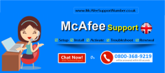 McAfee Support Phone Number 0800-368-9219