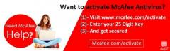 mcafee.comactivate - activate & install mcafee retail