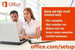 office setup - Download Microsoft Office
