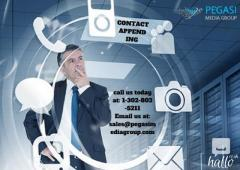 Contact Appending Services B2B Contact Appending in UK