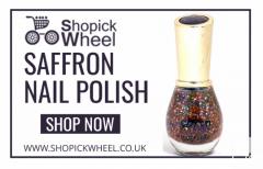 Saffron Nail Polish