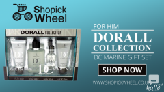 Dorall Collection DC Marine Gift Set For Him