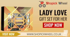 Lady Love for Her 3 Piece Gift Set