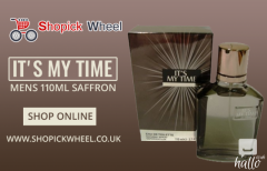 Its My Time For Men  Shopick Wheel.co.uk