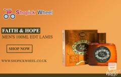 Buy Cheap Perfume at Shopick Wheel  Faith & Hope Mens