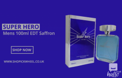 Buy Beauty Products Kent  Super Hero Mens 100ml EDT Sa