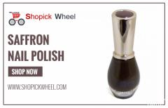 Affordable UK Cosmetics  Saffron Nail Polish