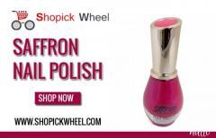 Cheap Online Cosmetics UK Saffron Nail Polish - 1.99
