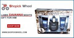 Lamis Savanna Nights Gift For Him Mens 3 Piece Gift Set