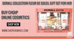 Dorall Collection Fleur De Soleil Gift Set For Her
