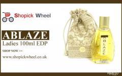 Shopick Wheel Ablaze Ladies 100ml EDP Lamis