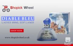 Diable Bleu Ladies 100ml EDP Lamis  Buy Cheap Perfume