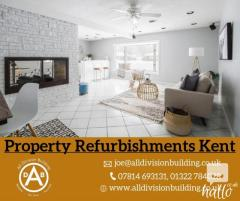 Save 10Percent On All Kinds of Property Refurbishments