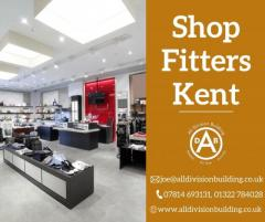 Save 10 Percent on Bespoke Shop Fitting in Kent