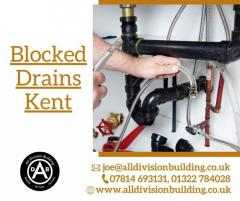 Get the Expert Blocked Drains Repairing Service in Kent