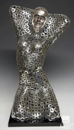 WRAPTURE - Contemporary Sculpture For Sale