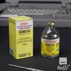 Buy Nembutal sodium Veterinary  human use