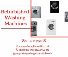 Fully Refurbished Washing Machine at Reasonable Price