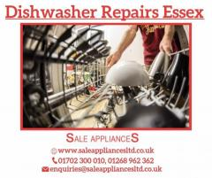 In Need of Dishwasher Repairs Call Sale Appliances Now