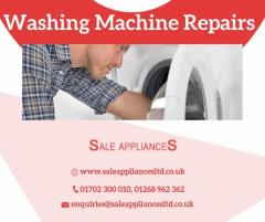 In Need of Washing Machine Repairs - Get In Touch