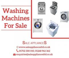 Cheap Deals on Wide Range of Washing Machines