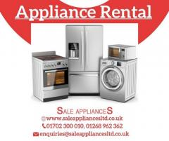 Affordable Appliance Rental Services in Southend